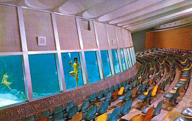 1960s aquatheatre photograph