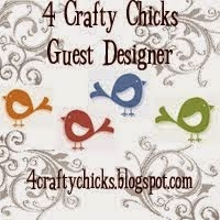GDT Member for 4 Crafty Chicks - March 2015