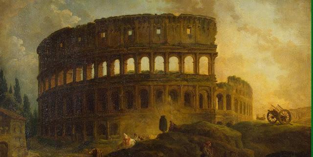 Coliseo romano e Ius Publicum