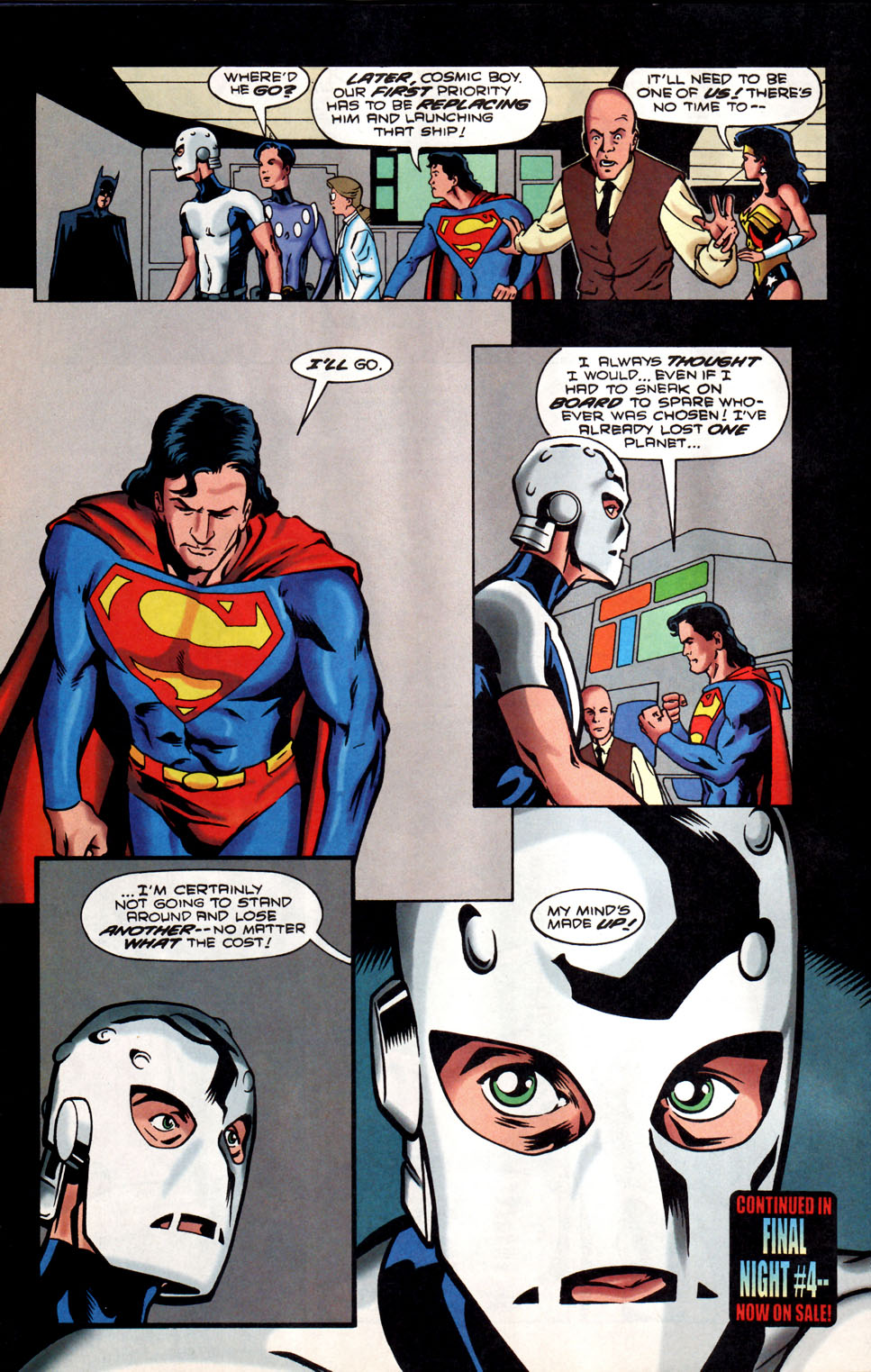 Legion of Super-Heroes (1989) 86 Page 22