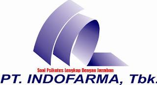 Psikotes PT Indofarma Tbk