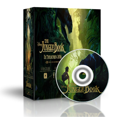The Jungle Book - El Libro De La Selva - 2016-HD -1080p MP4