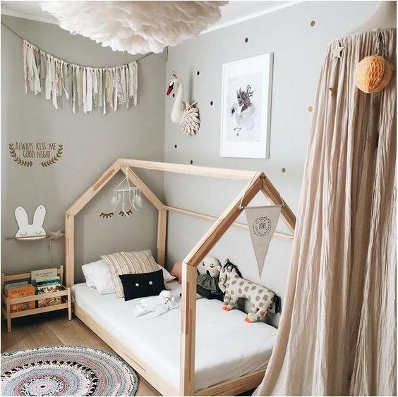 144 Bedrooms Stylish And Original Ideas: Łóżko Dziecięce Dla 2-latki I Dziecka Starszego