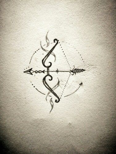 22 Gorgeous Arrow Tattoo For Women