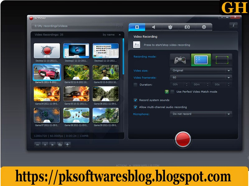recording software download