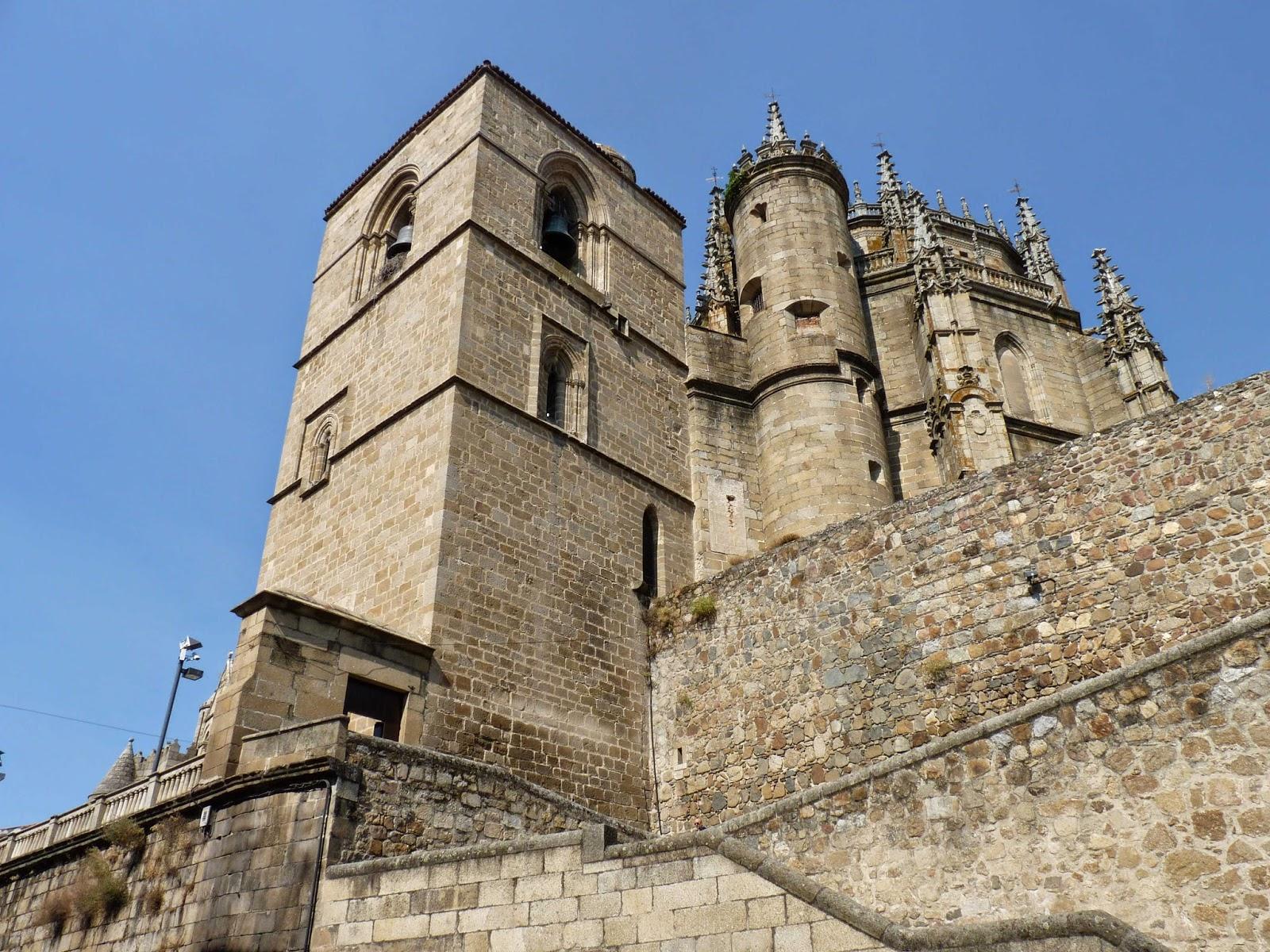 Catedral Nueva de Plasencia.