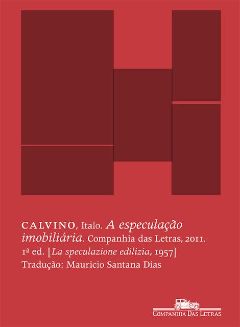 A especulação imobiliária - Italo Calvino