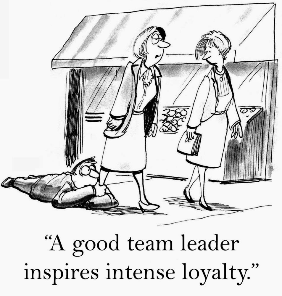 Trust Breeds Loyalty – 4 Ways Strong Leaders Build Lasting Trust