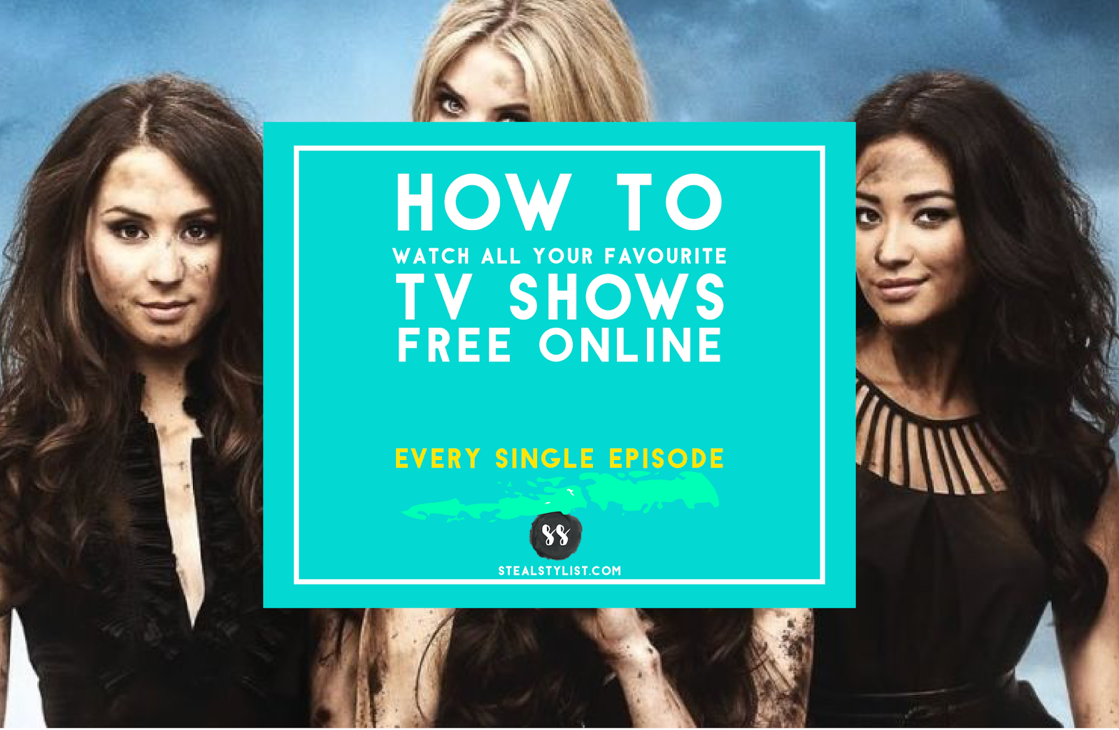 STREAM ALL YOUR FAVOURITE TV SHOWS AND MOVIES ONLINE FOR FREE!