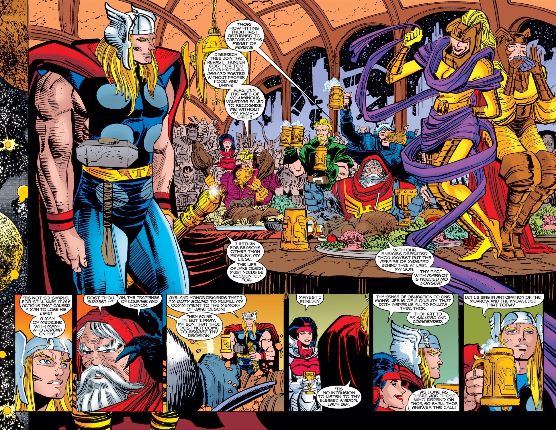 Thor (1998) Issue #13 #14 - English 19