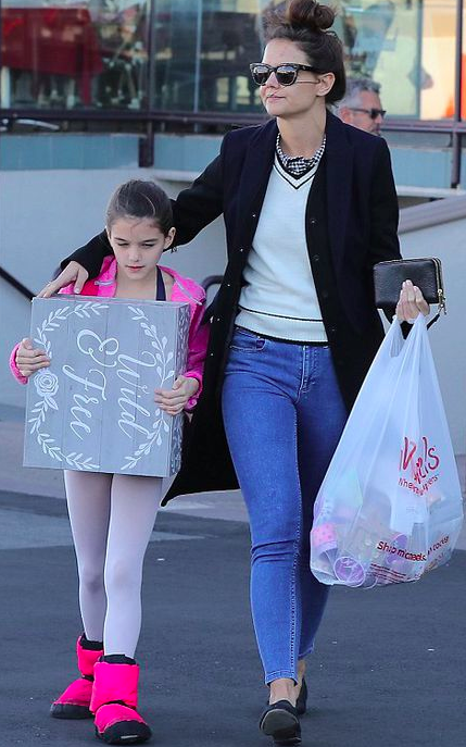 Suri Cruise Fashion Blog: January 2017