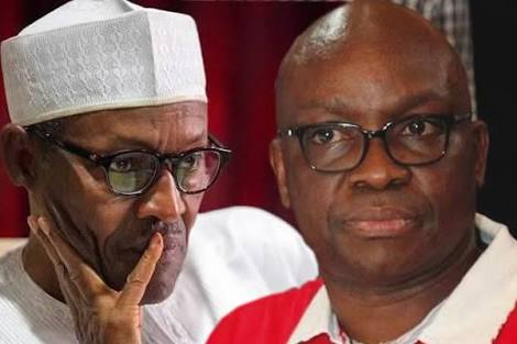 NotTooYoung Bill: You Are Too Old To Run - Fayose To Buhari