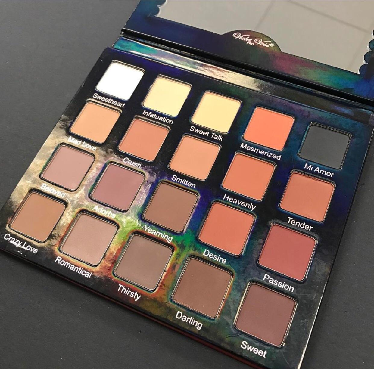 Matte About You Pro Eyeshadow Palette by Violet Voss Cosmetics #20