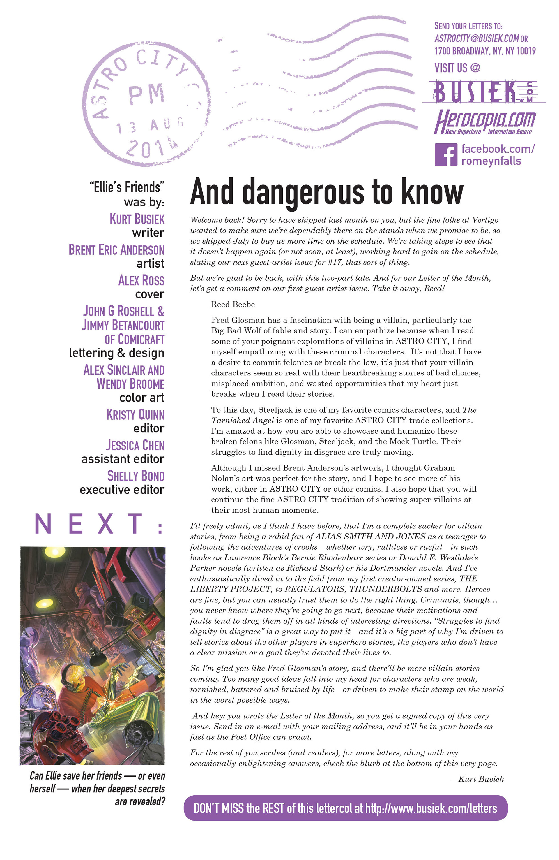Read online Astro City comic -  Issue #14 - 25
