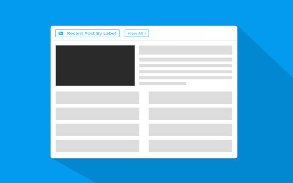 Hiển thị bài đăng theo nhãn ngoài trang chủ cho Blogspot