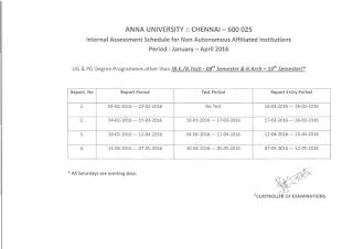 Anna-University-Internal-Assessment-Exam-Schedule-January-April-2016