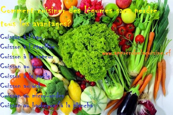 Comment cuisiner des légumes sans perdre tous les avantages