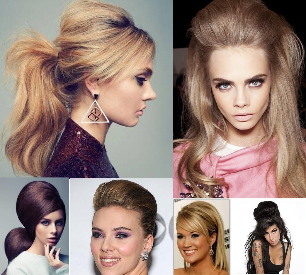 Bo Włos Ma Swój Głos Tapirowanie Włosów