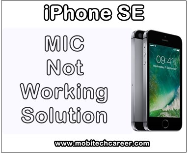mobile, cell phone, smartphone, iphone repair, near me, how to, fix, solve, repair, Apple iPhone SE, replace, replacement, microphone, mic, not working, no transmit sound, no clear sound, no sound during phone calls, faults, problems, jumper ways, mic track ways, solution, tips, guide, in hindi, kaise kare hindi me.