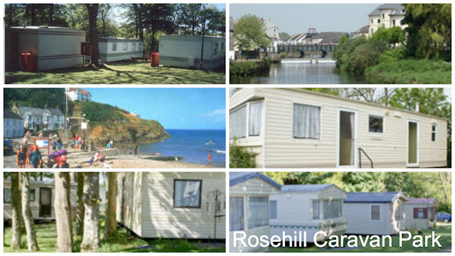 Holiday Caravans in Pembrokeshire - Rosehill Caravan Park