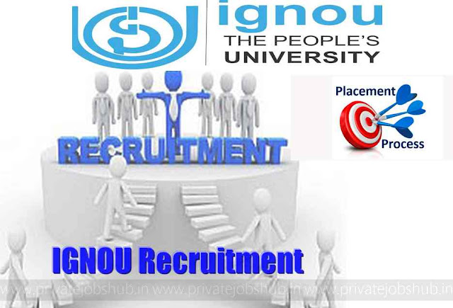 IGNOU Recruitment