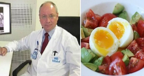Follow The Diet Of This Cardiologist To Lose 12 Pounds In 5 Days