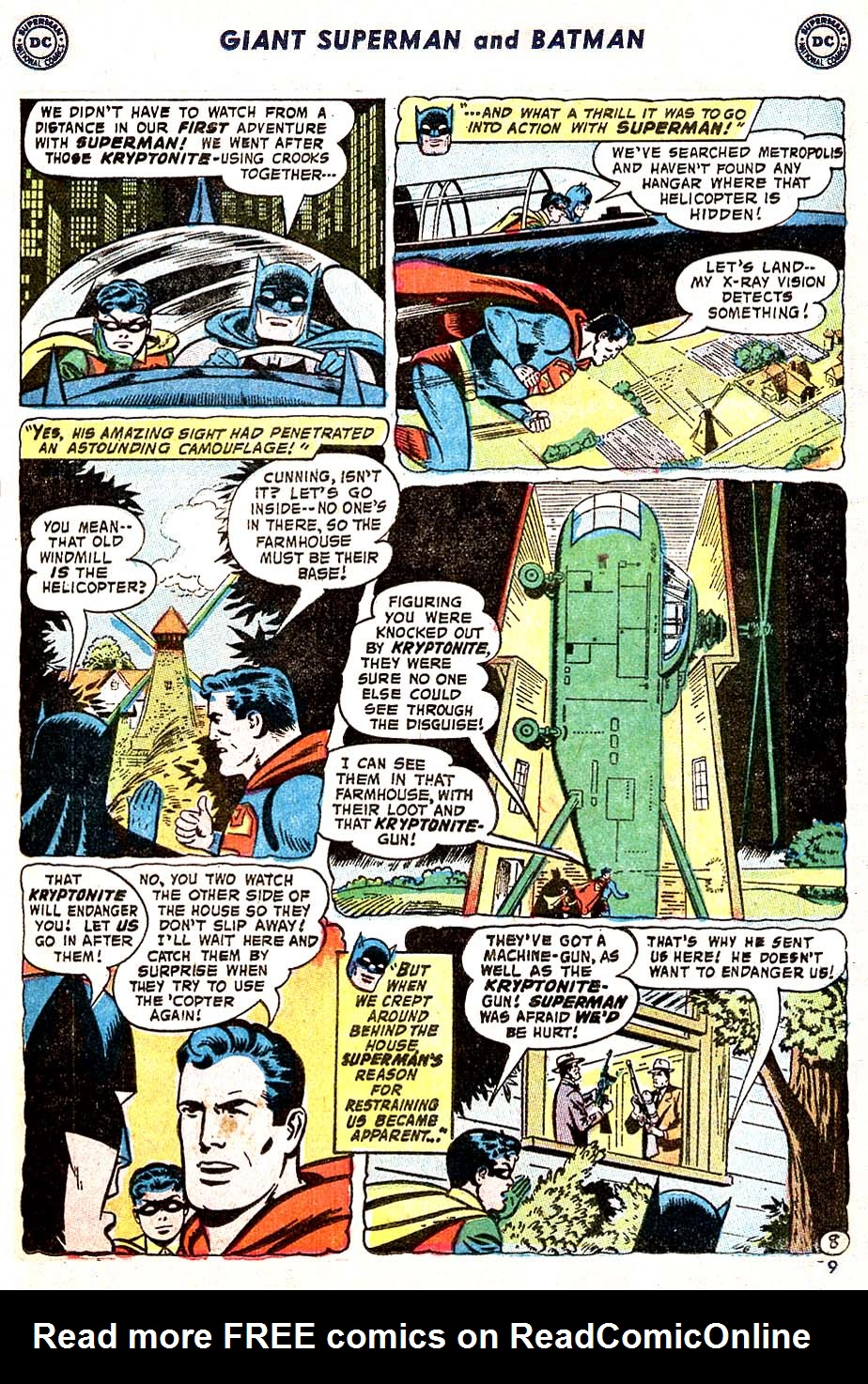 Read online World's Finest Comics comic -  Issue #179 - 11
