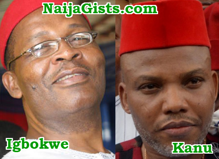 kanu abuse other nigerians