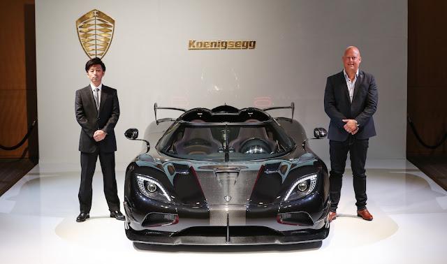ケーニグセグ、世界限定3台の「アゲーラRSR」を日本で販売!価格は2億6000万円に。