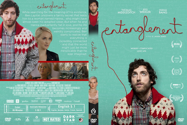 Entanglement DVD Cover