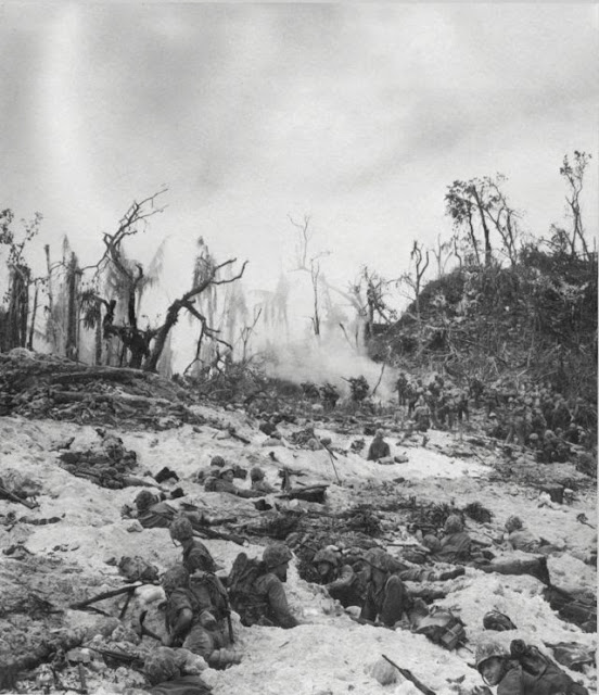 Peleliu Palau worldwartwo.filminspector.com