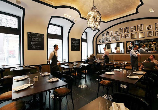 Restaurante Borkonyha, Budapeste