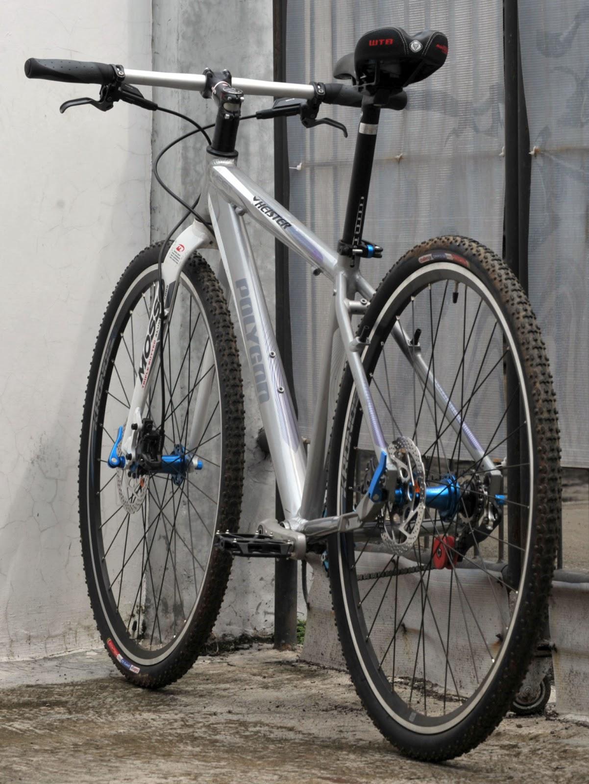 Modifikasi Sepeda Touring Residence Y