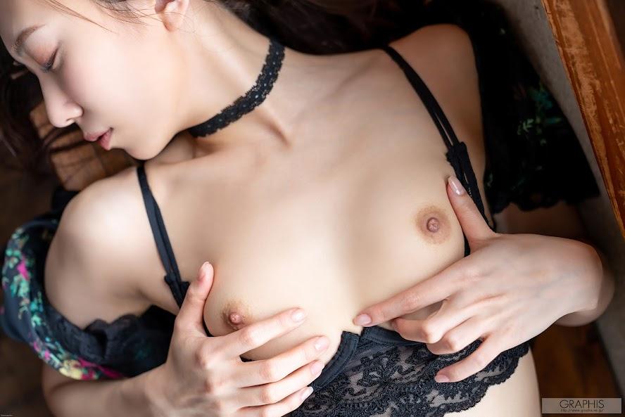 [Graphis] 2020-06-29 Gals &Aika Yamagishi 山岸逢花 『 Lustrous Beauty 』 SET 06 [20P23.4Mb]