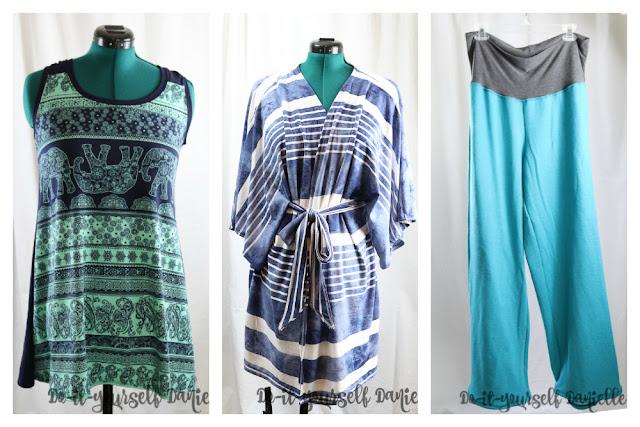 Women's Fall wardrobe ideas for post partum.