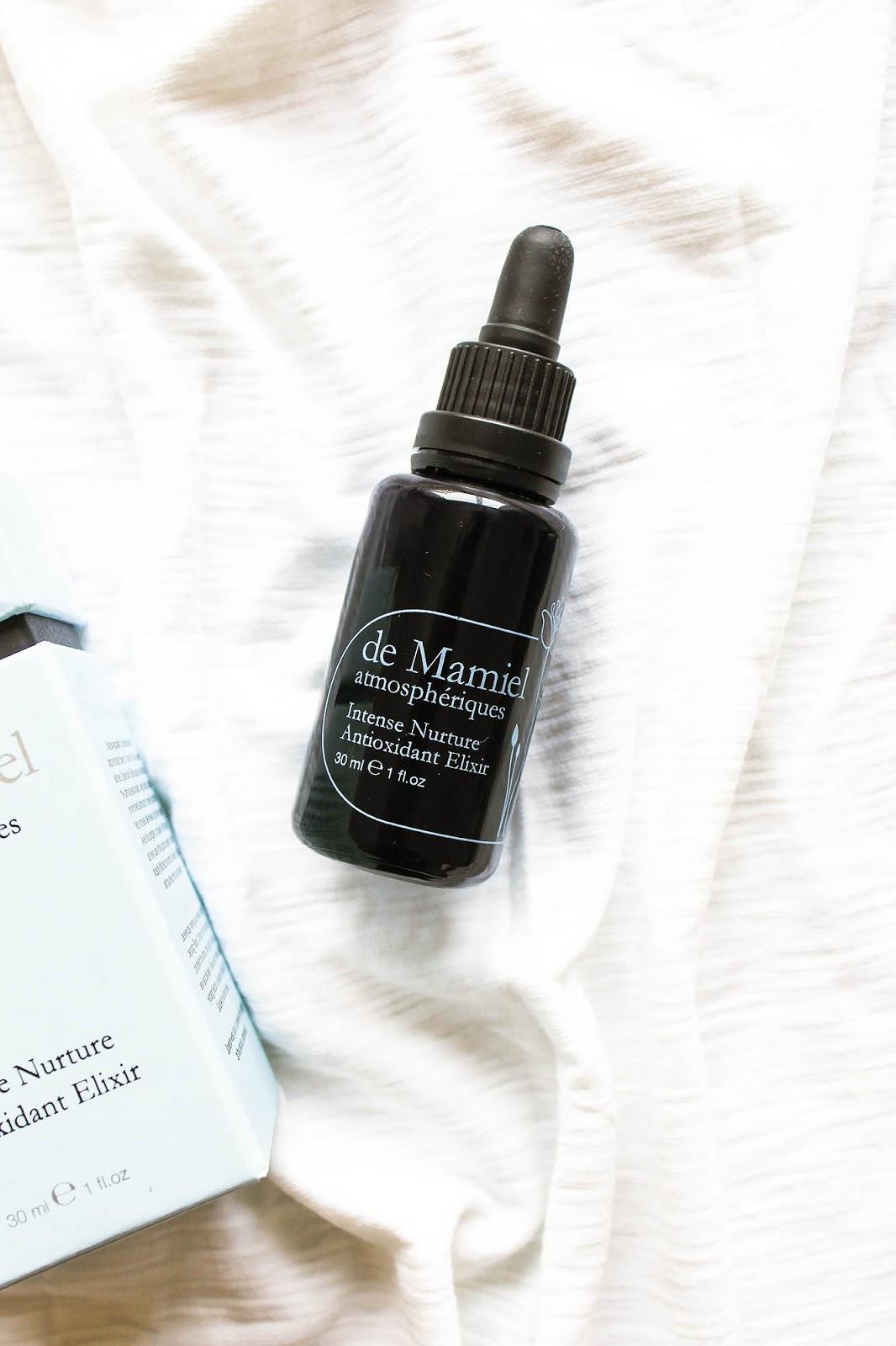 de Mamiel Intense Nurture Antioxidant Elixir Beauty Heroes 2018