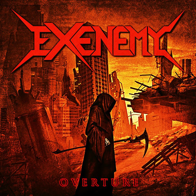 Exenemy Overture EP Reviews by BDP Metal, Exenemy Overture Reviews
