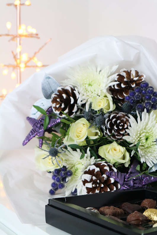 Flowers as a gift this Christmas