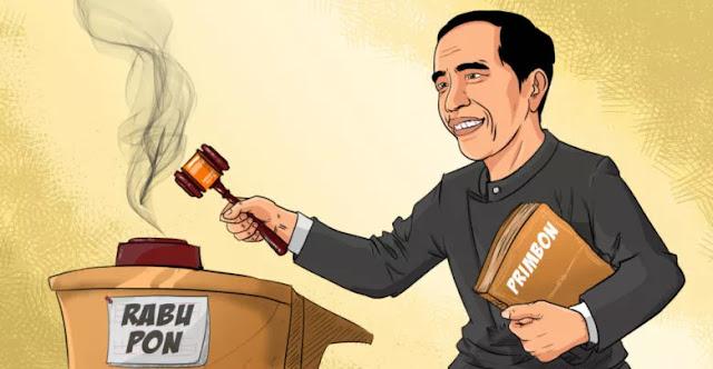 Misteri Rabu Pon Jokowi vs <i>Winter is Coming</i>