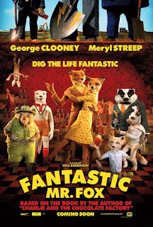 Cartel de Fantástico Sr. Fox