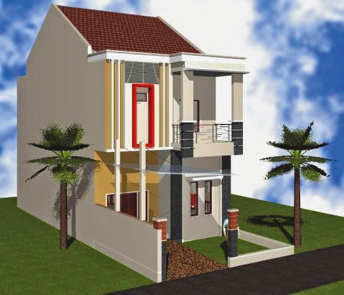 Desain Interior Rumah Type 36 2 Lantai | Dekorhom