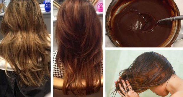 وصفات طبيعية لصباغة الشعر ولإخفاء الشيب من الدكتور محمد أوحسين