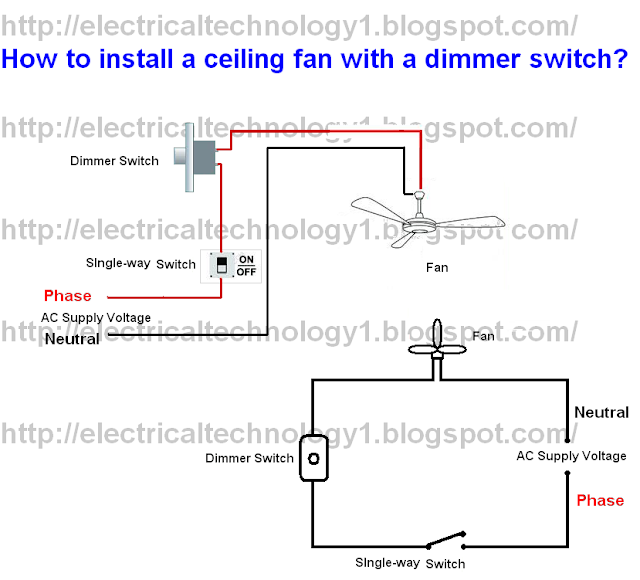 kdk ceiling fan wiring diagram kdk wiring diagrams online how to install a ceiling fan