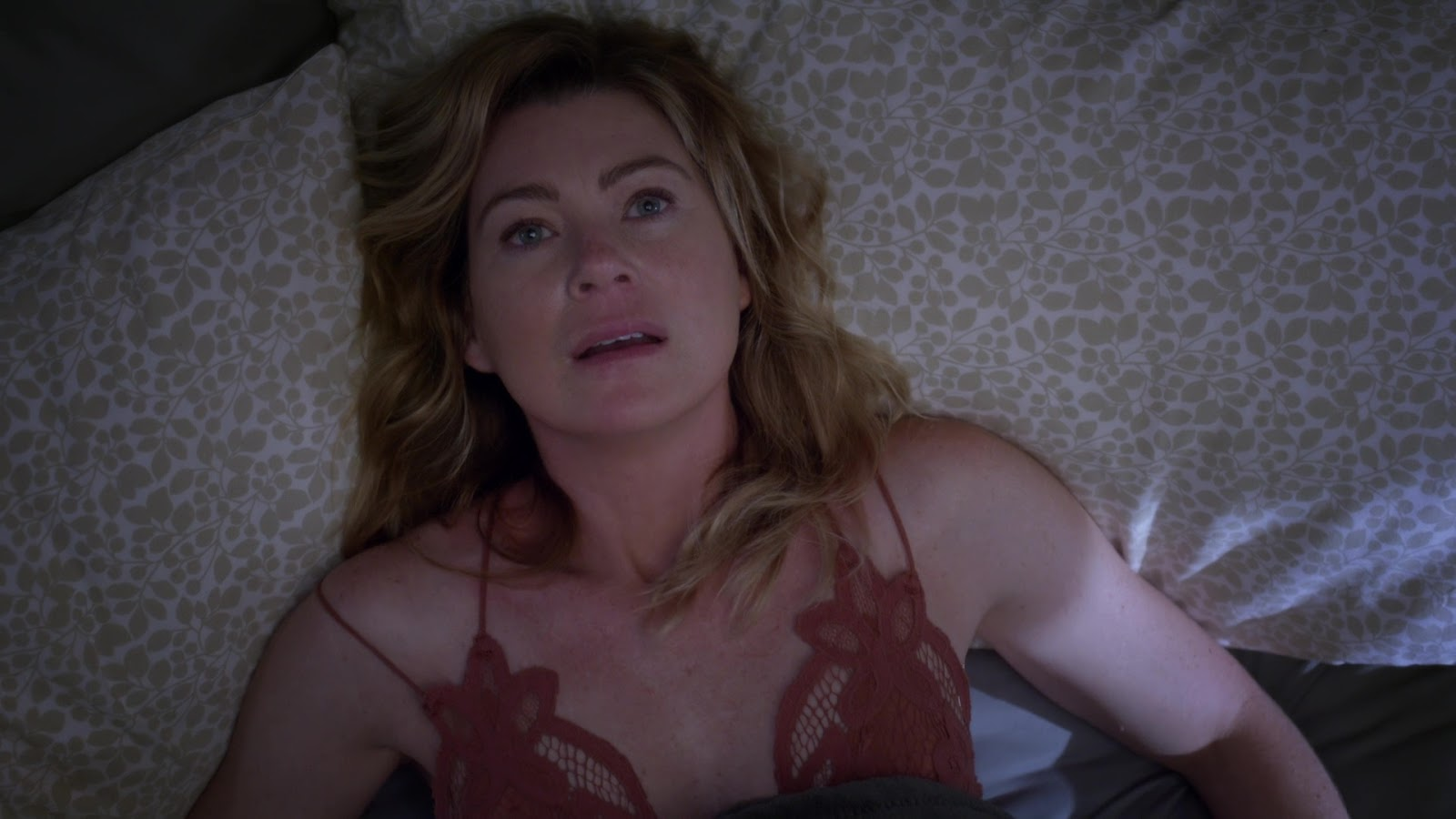 Grey's Anatomy 15x01 With a Wonder and a Wild Desire Meredith Dream
