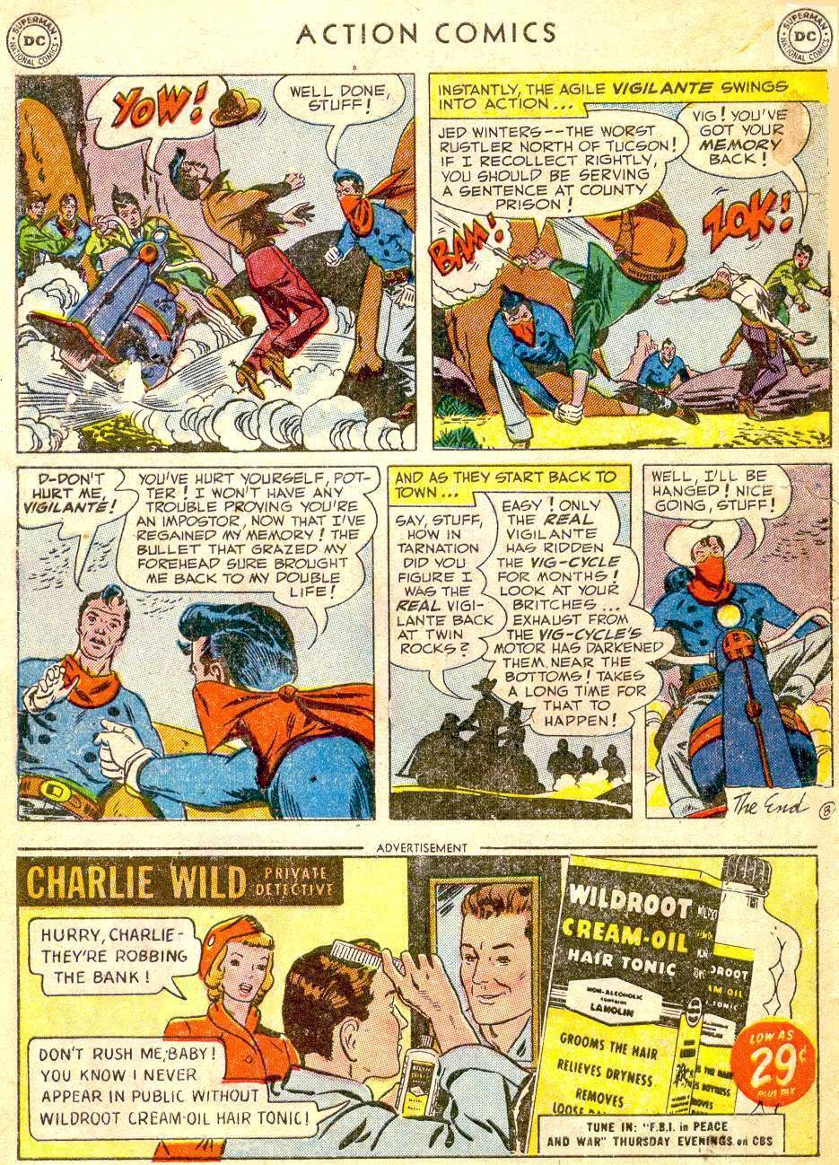Read online Action Comics (1938) comic -  Issue #165 - 40