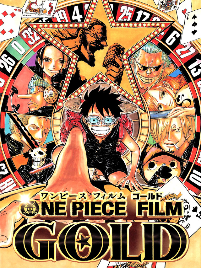 One Piece Film Gold Streaming