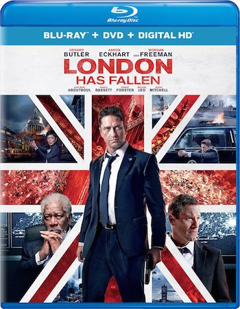 London Has Fallen 2016 English Bluray Download