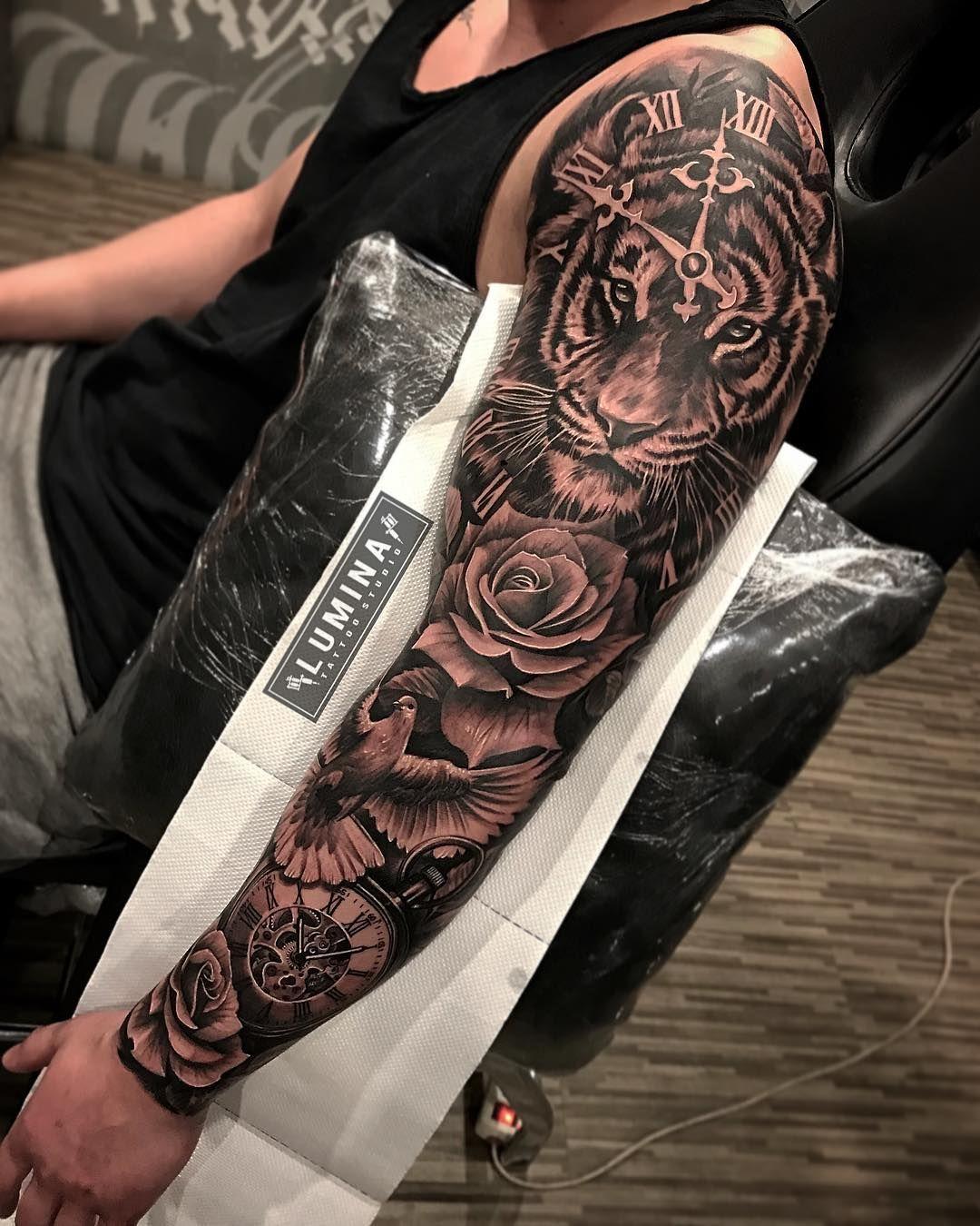 Sleeve Tattoo For Men