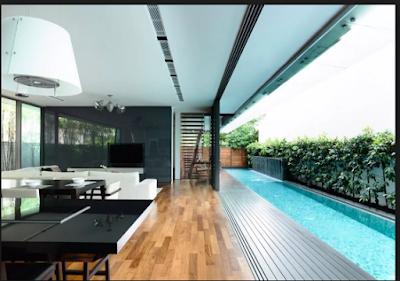 Desain Inspirasi  Ruang Keluarga Terupdate  Untuk Rumah Minimalis 7