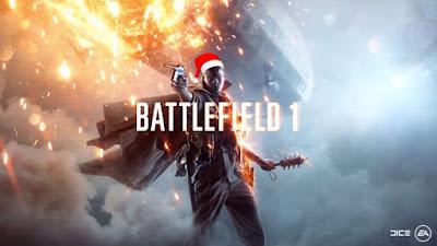 אירוע חג המולד של Battlefield 1 מתחיל היום עם מצב משחק חדש